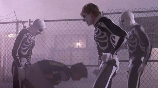 Cobra Kai Halloween Fight Original