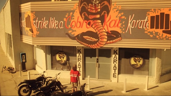 Cobra Kai Johnny Flashback