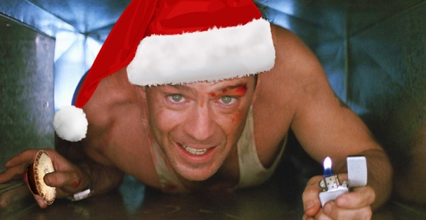 """Not Your Usual, """"Is Die Hard A Christmas Movie?""""Article"""