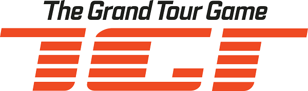 the grand tour game logo