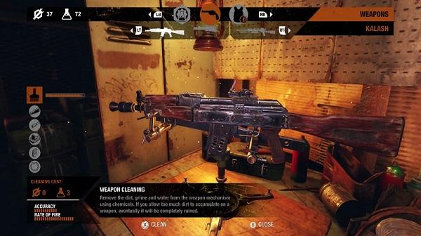 Metro Exodus Gun Upgrades