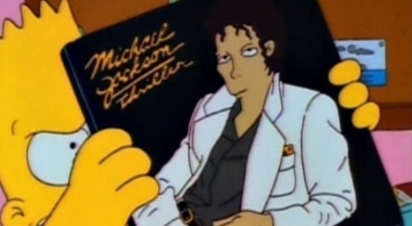 MJ Simpsons