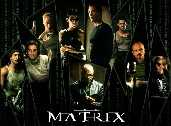 The Matrix Cast