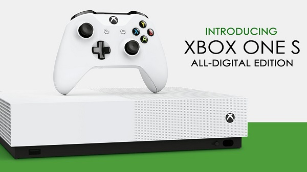 Xbox One S All-Digital Console: What Are MicrosoftThinking?