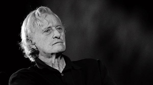 Rutger Hauer: Like Tears In The Rain…