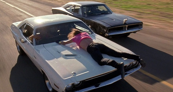 Death Proof Chase