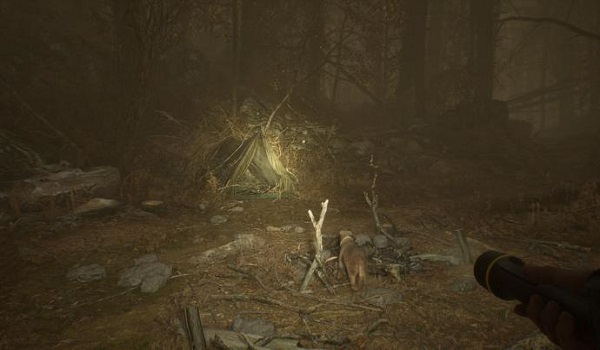Blair Witch Camp