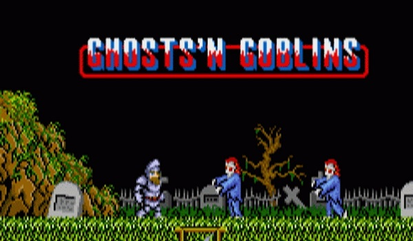 The Ghosts 'n Goblins Saga