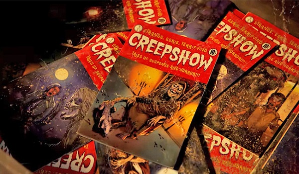 Creepshow Comics