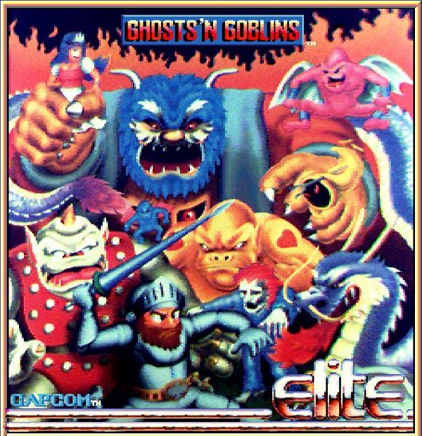 Ghost N Goblins Poster.jpg