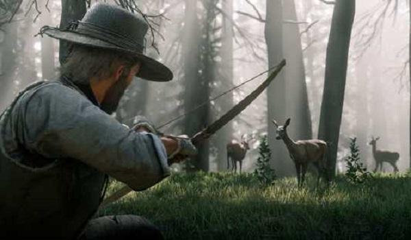 RDR II Hunting