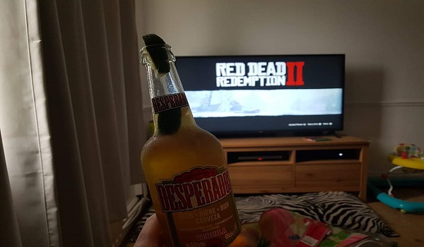 RDR II Me And Beer