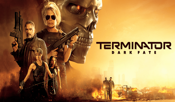 Terminator: Dark Fate… Don't Come Back