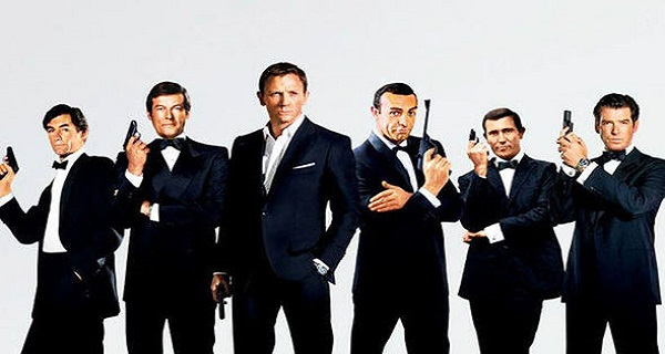 James Bond All