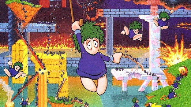 Lemmings Art