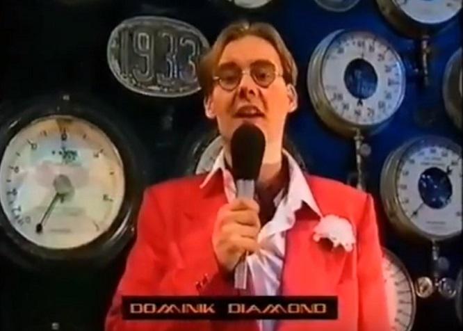 Dominick Diamond