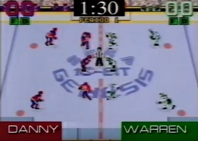 Hockey challnge