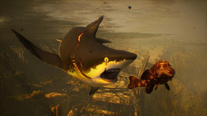 Maneater Shark