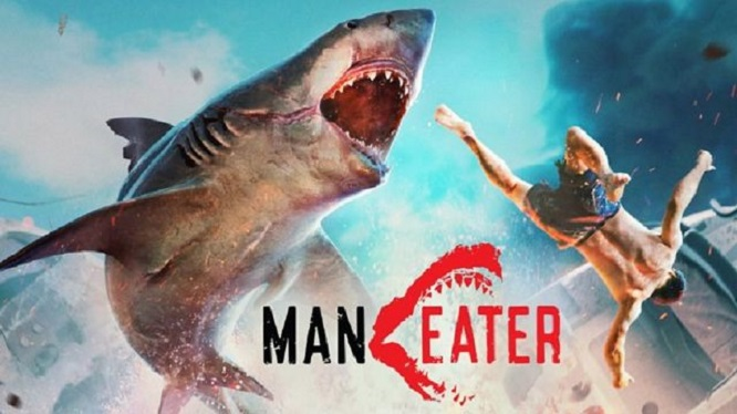 Maneater: Just When You Thought It WasSafe…