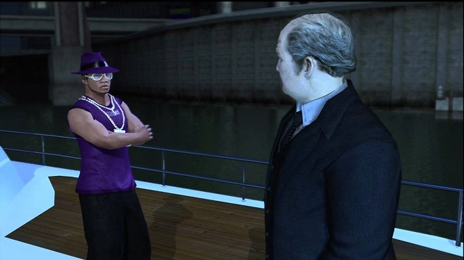 Saints Row 1 End