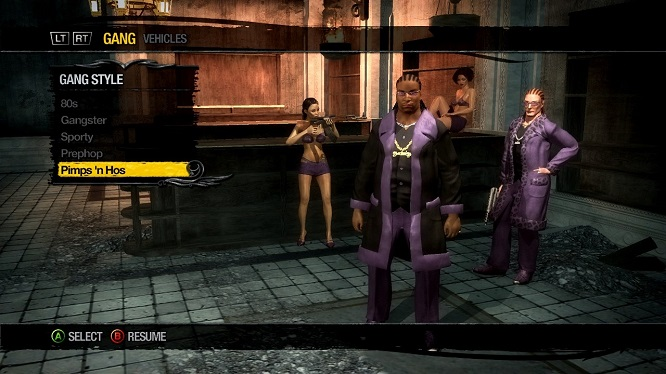 Saints Row 2 Gang Edit
