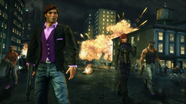Saints Row 3 Action