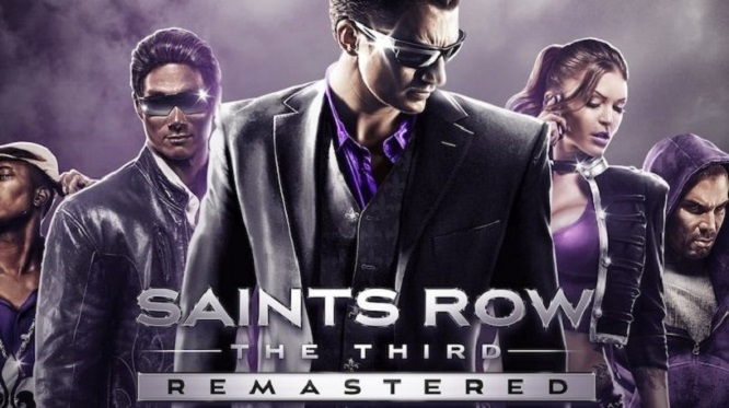 Saints Row 3 Remaster