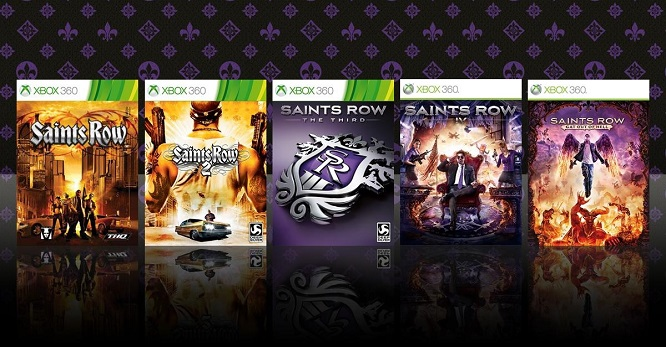 Saints Row All
