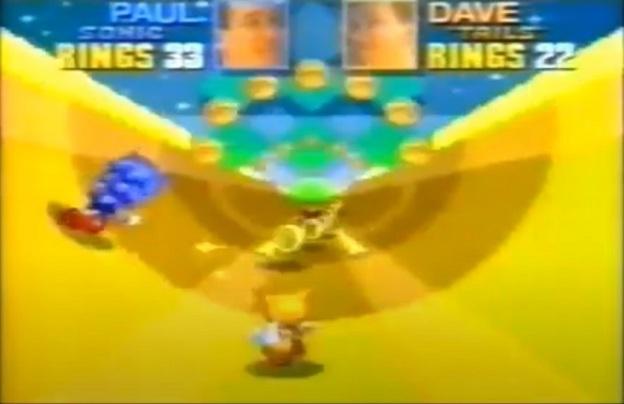 Sonic Challenge
