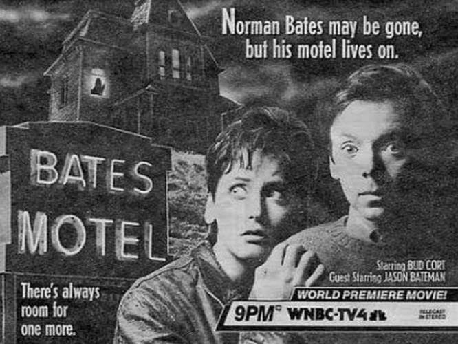 Bates Motel 1987 Poster
