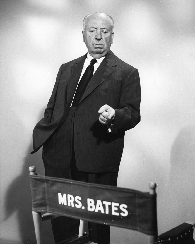 Hitch Mrs Bates