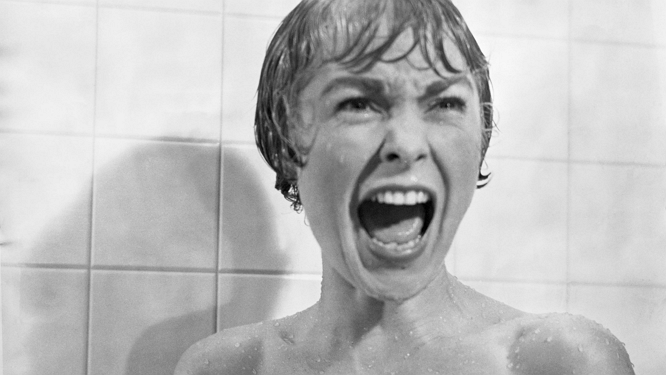 Marion Shower Scream