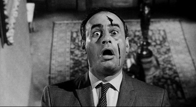 Psycho 1960 Milton