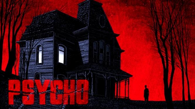 Psycho Fanart