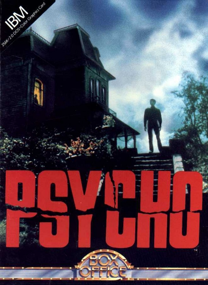 Psycho Game Cover