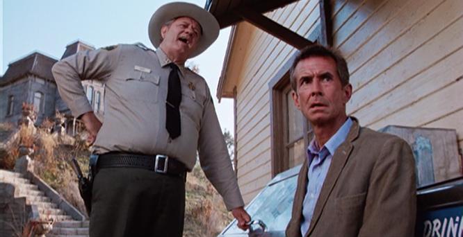 Psycho III Norman Sheriff