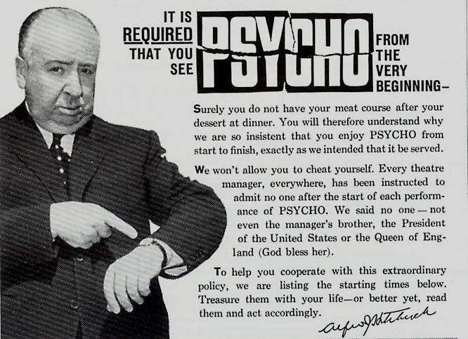 Psycho No Admittence