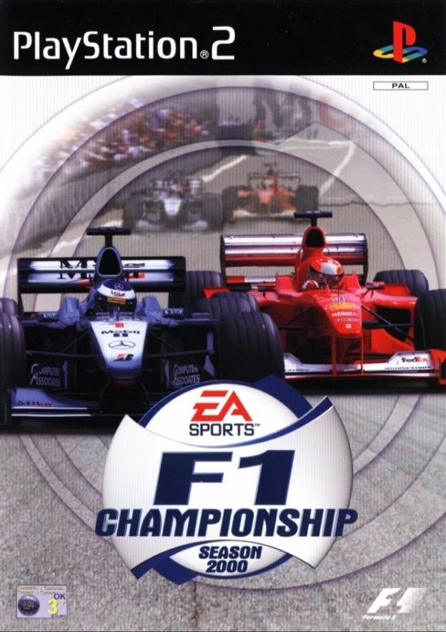 F1 Championship Season-2000