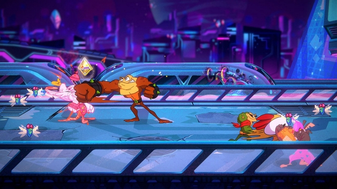 BATTLETOADS 2020 FIGHT