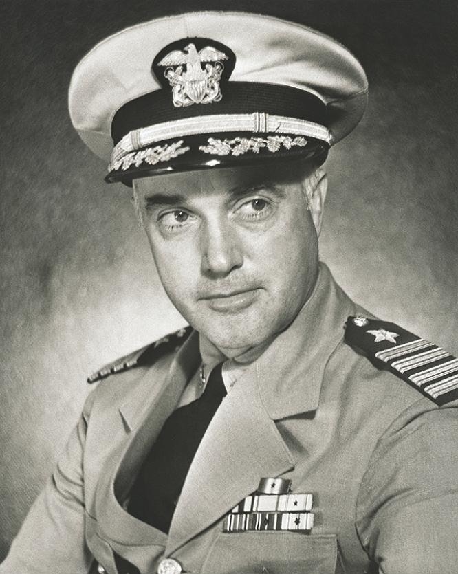 Captain Charles B. McVay III