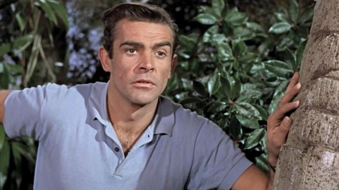SEAN CONNERY DR NO