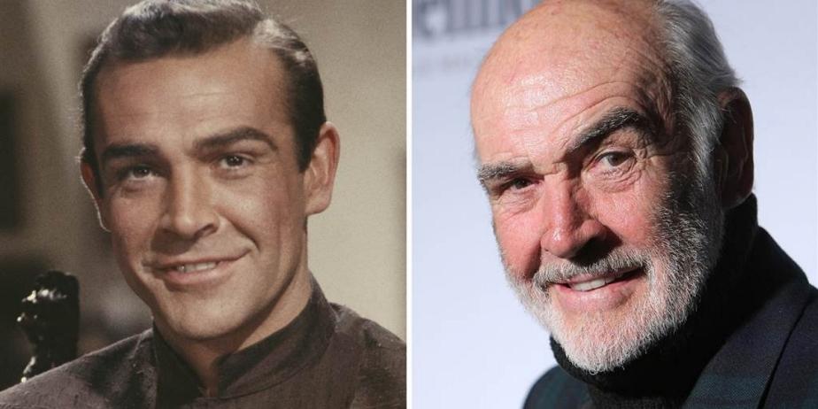 Sean Connery AtNinety
