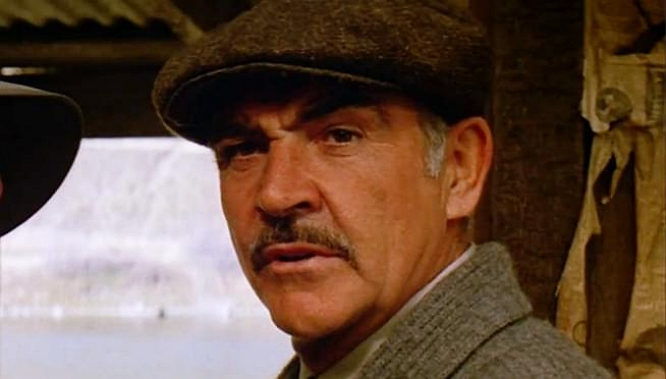 SEAN CONNERY UNTOUCHABLES