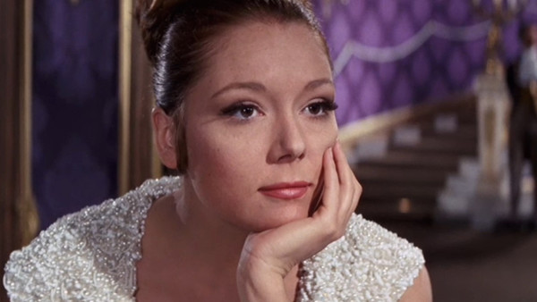 Diana Rigg: We Have All The Time In TheWorld