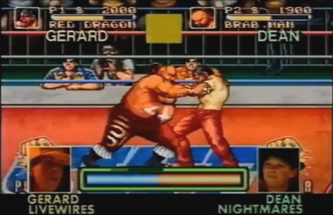 3 BOUT COUNT NEO GEO