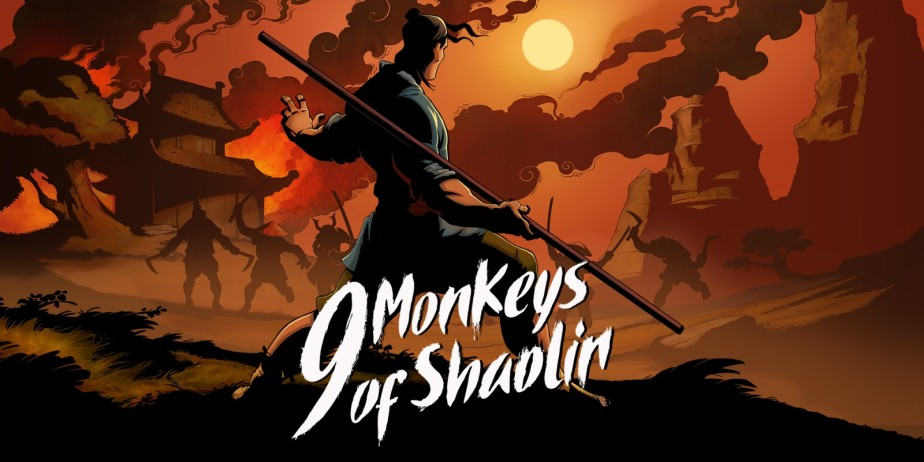 Game Review: 9 Monkeys Of Shaolin