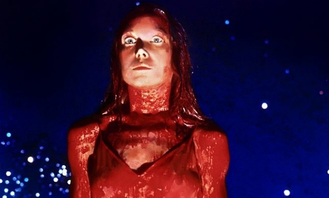 CARRIE 76 BLOOD
