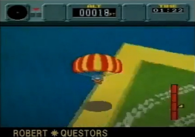 PILOTWINGS SNES