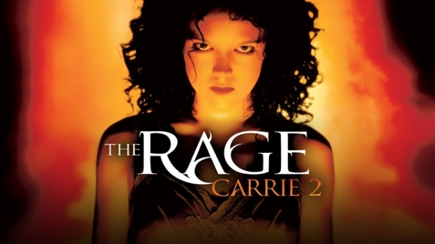 RAGE CARRIE 2 POSTER