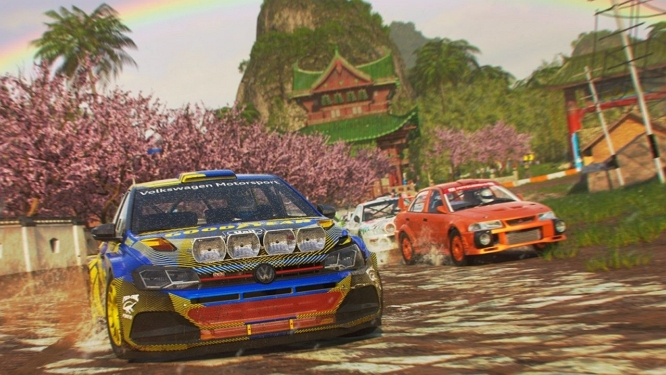 DIRT 5 ACTION